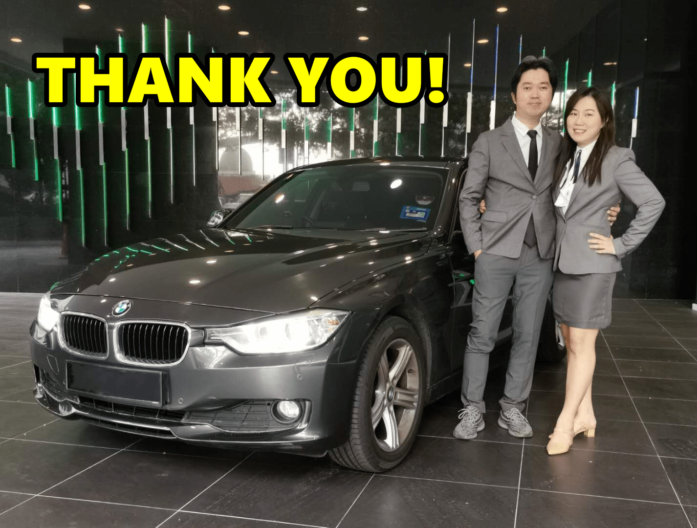 BMW DCA Brian Ong and Sherry Liew